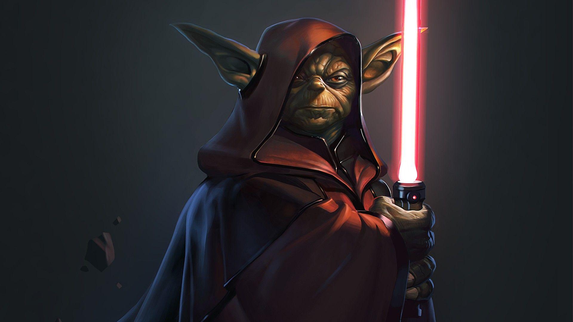 Pin By Rs Monroe On Star Wars Universe Yoda Wallpaper Dark Side Star Wars Star Wars Artwork