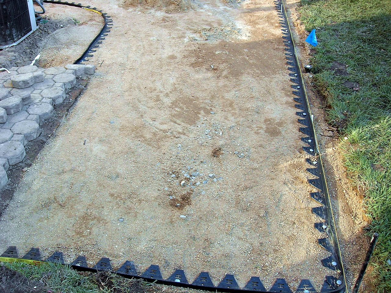 How To Create A Paver Patio