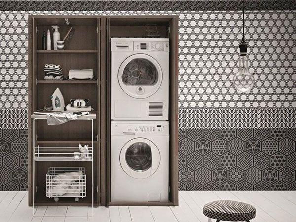 Arredamento lavanderia arredi funzionali per i locali di servizio