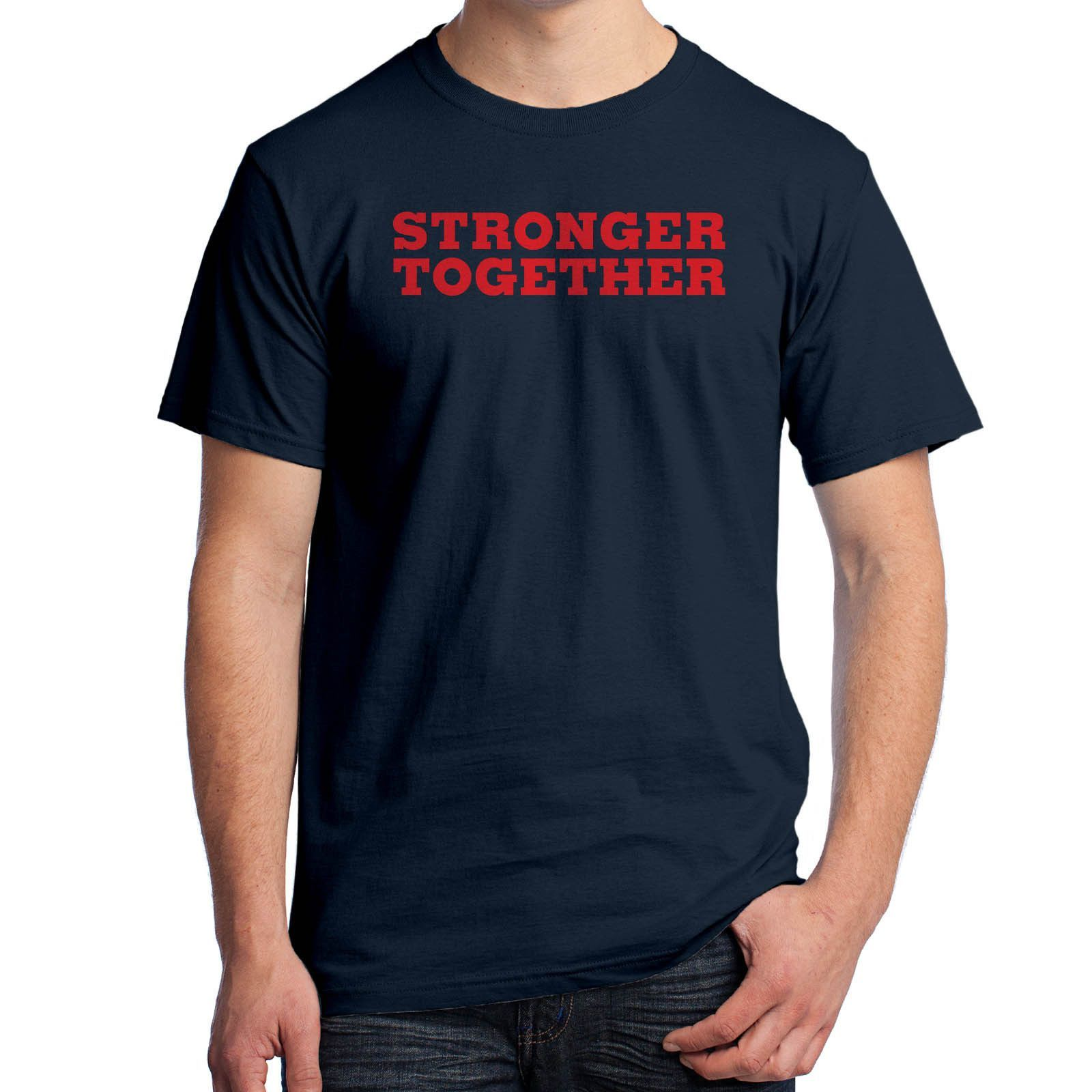 Stronger Together T Shirt 1623