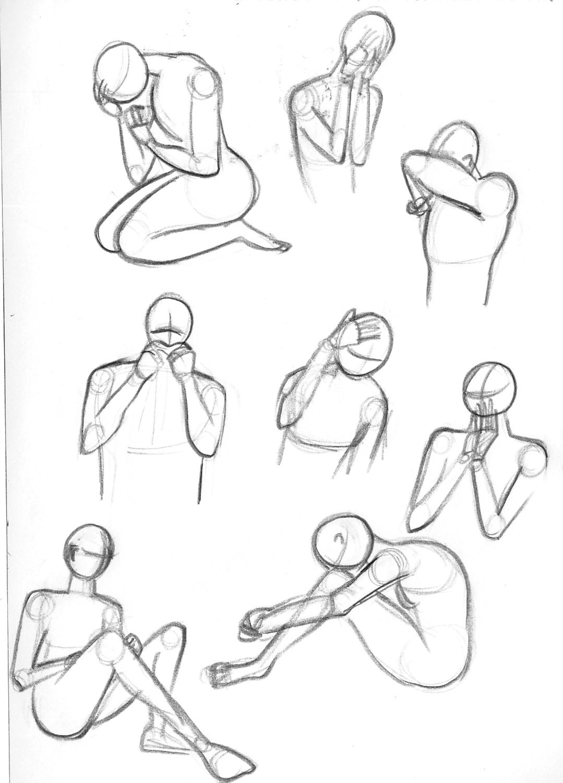 sad3.jpg (1079×1501) Drawing skills, Character design