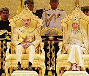 Fotos: O casamento real mais luxuoso do mundo