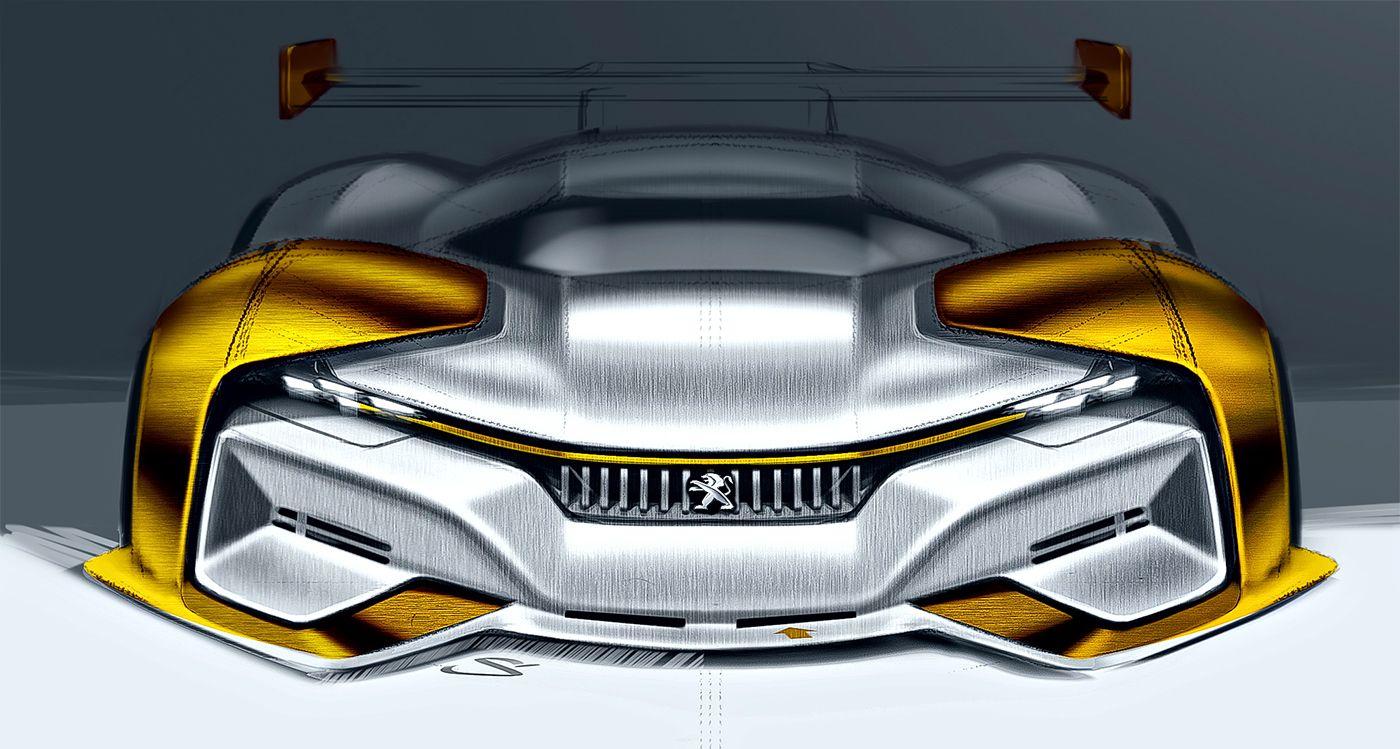 Pingl par math van daele sur auto car design sketch concept cars et exterior design - Croquis voiture ...