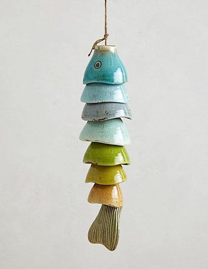Reef Kids: Egg Carton Fish - Reefs.com #ceramicpottery