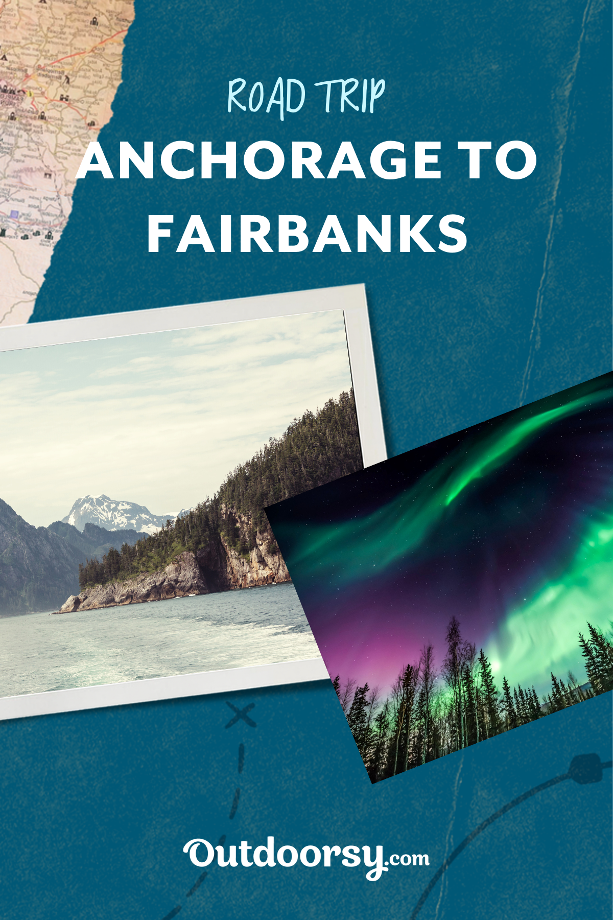 Anchorage To Fairbanks Road Trip Outdoorsy In 2020 Trip Road Trip Outdoor Travel Adventure