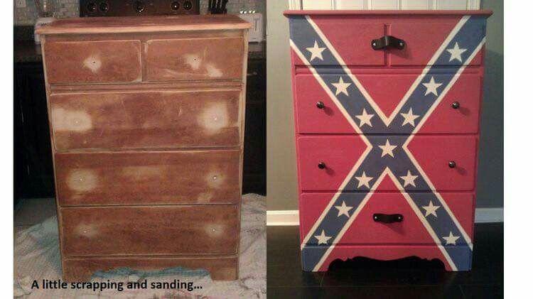 Confederate Flag Decor Flag Decor Diy Kid Room Decor