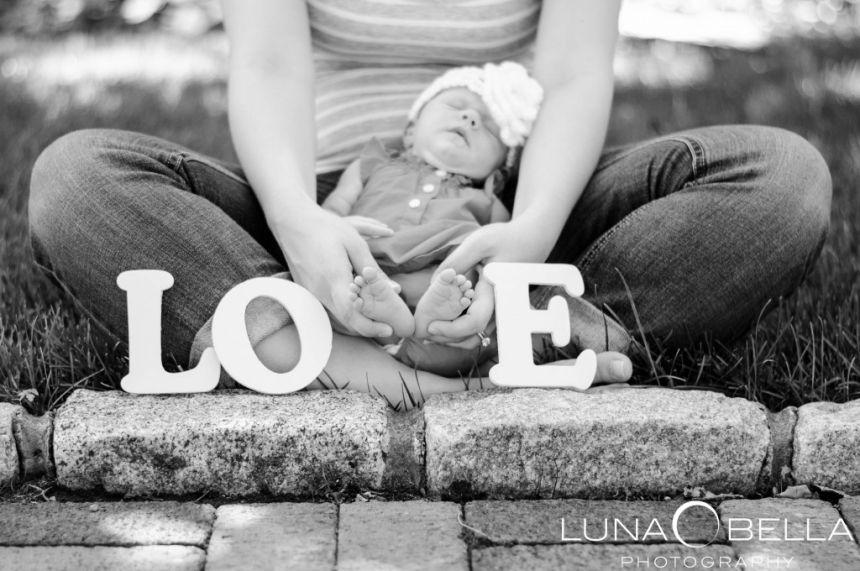 Baby Annabella:: A Jersey Diva! » Luna Bella Photography