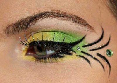 Le Maquillage De La Fée Clochette Idées Photo 18 Ma Folie Des