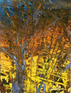 Sunset 12x16 Original Oils On Canvas