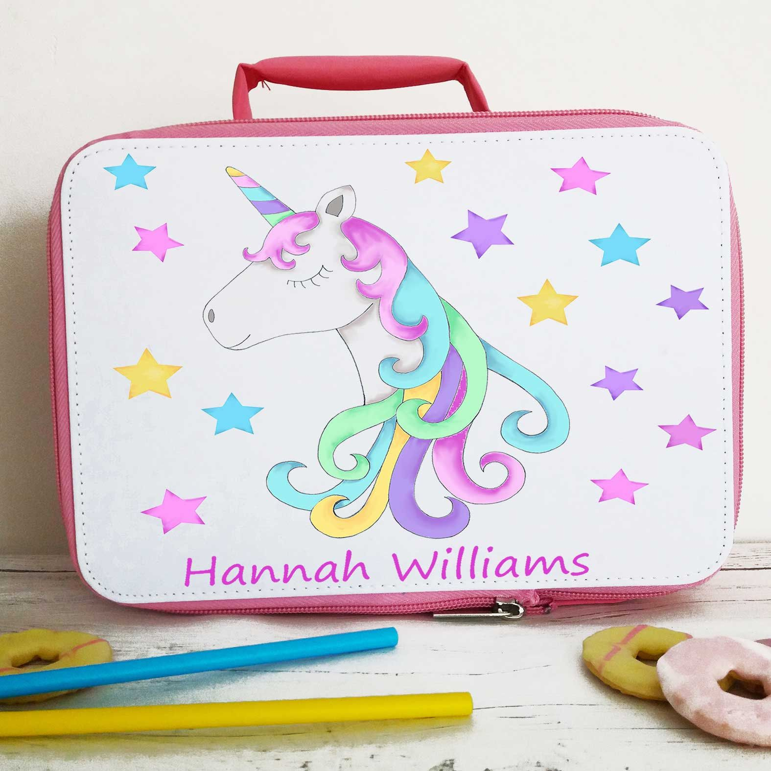 S Personalised Lunch Bag Insulated