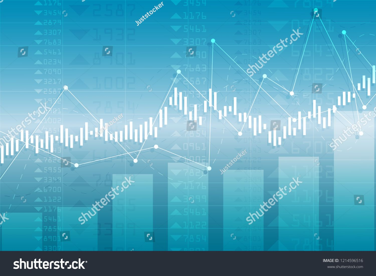 Business Candle Stick Graph Chart Of Stock Market Investment Trading On Background Design Stock Ma In 2020 Stock Market Graph Stock Market Investing Investment Quotes