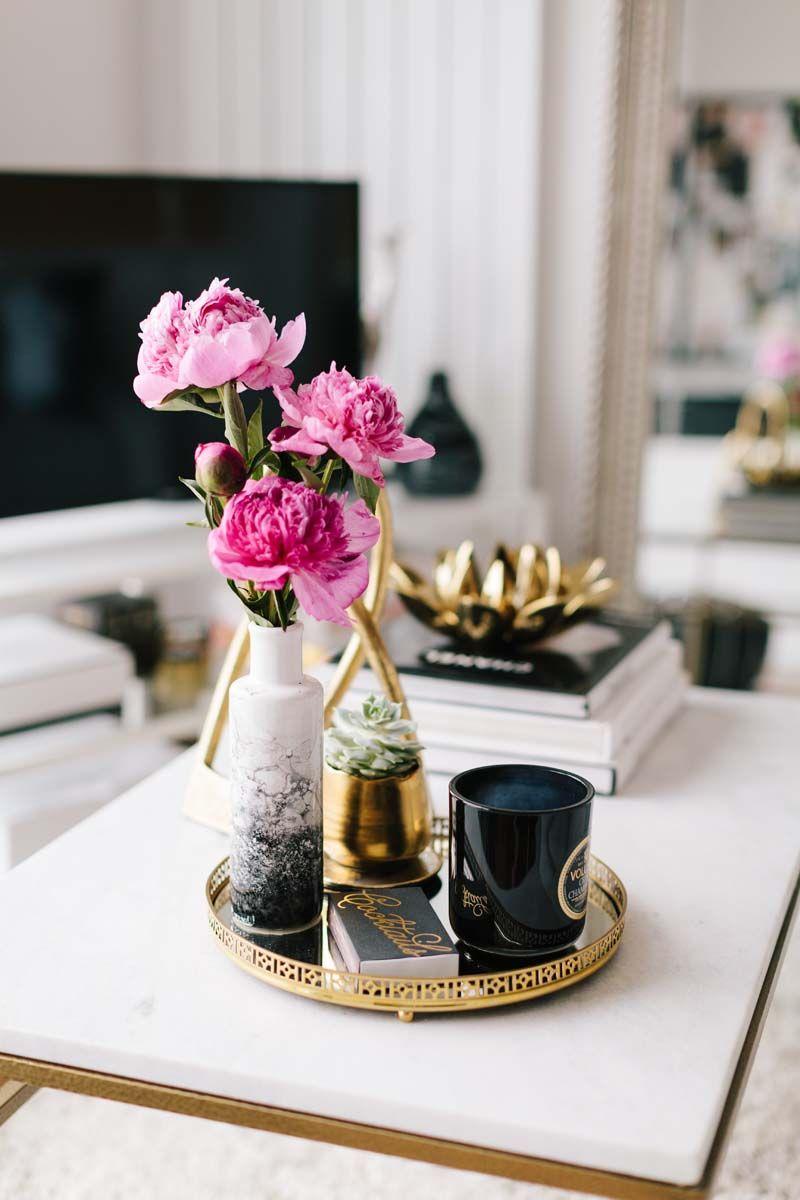 Living Room Table Design Ideas