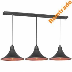 Lampa Lampy żyrandol Zwis 3p Nana Do Kuchni Do Led