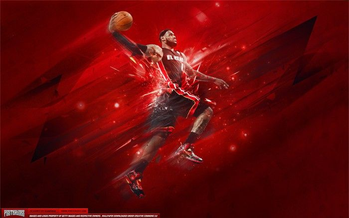 Posterizes Nba Wallpapers Basketball Designs Uniting Nba Fans Worldwide Through Design Lebron James Poster Lebron James Wallpapers Lebron James