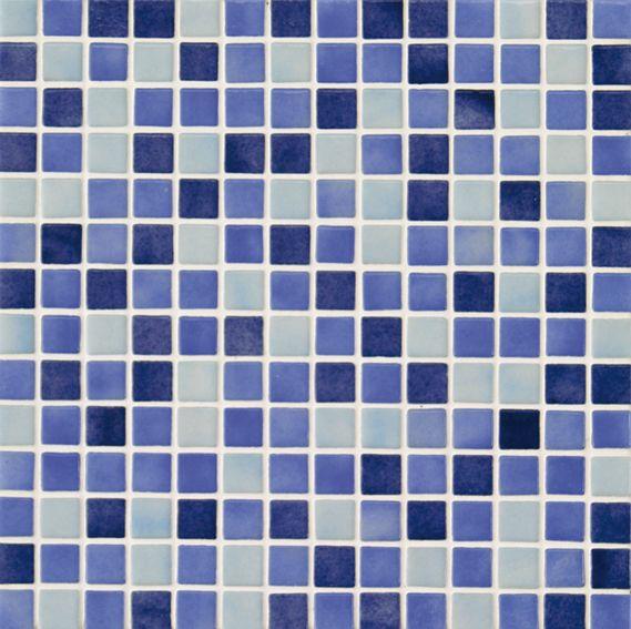 Emaux De Verre Ezarri 25002c Tons Bleus Carrelage Piscine Mosaique Salle De Bain Verre