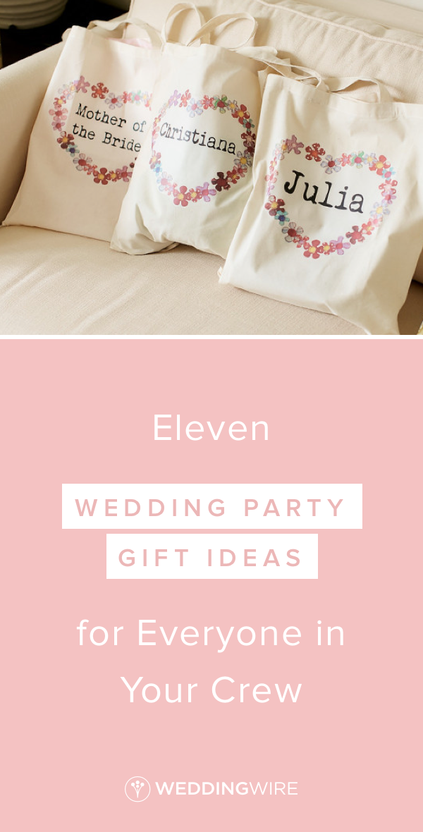 11 Wedding Party Gift Ideas For Everyone In Your Crew Wedding