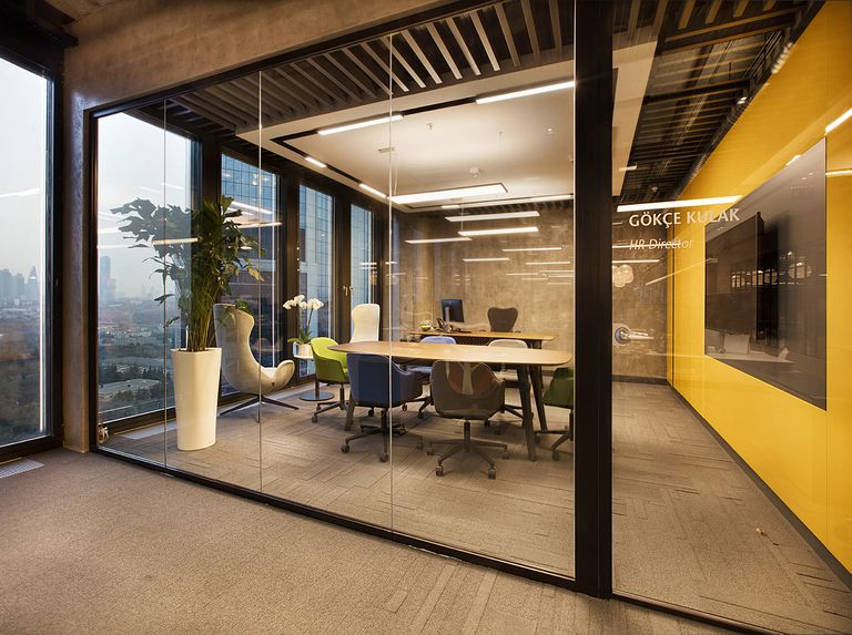 British American Tobacco Offices Istanbul Office Snapshots Corporate Office Design Industrial Office Design Modern Office Design