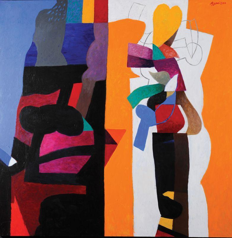 Dia Azzawi Artists Resource - Meem Gallery