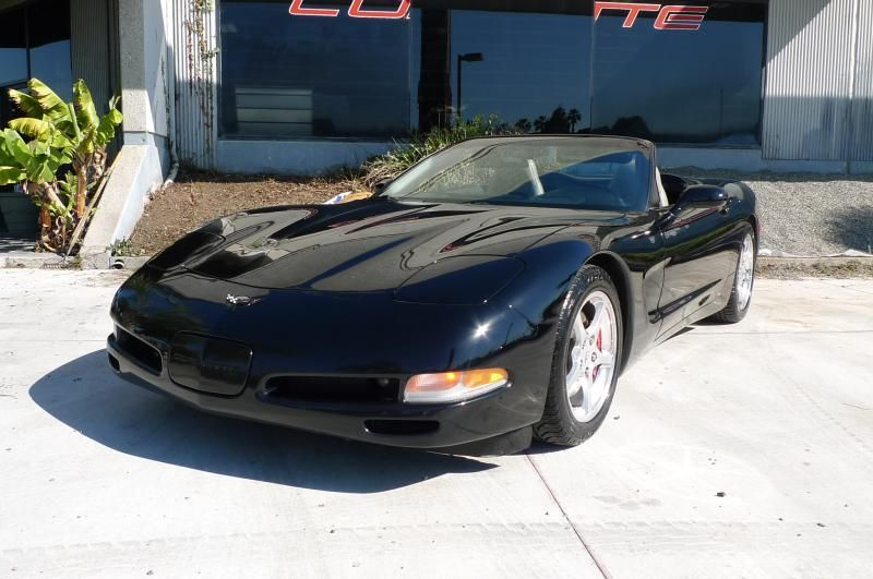 Corvette C5 For Sale >> 2003 Corvette Convertible For Sale California 2003