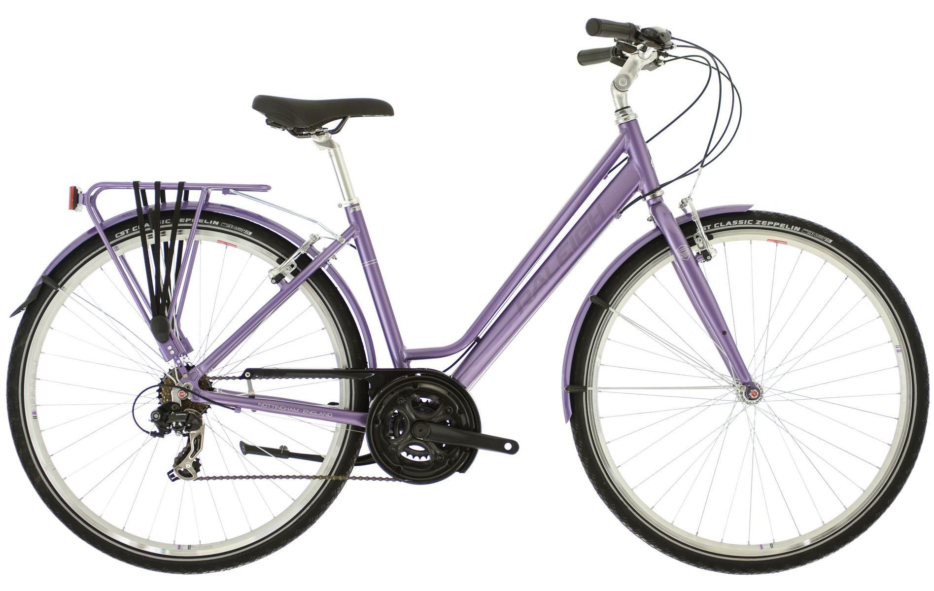 Raleigh Pioneer 1 Womens Hybrid Bike Hybrid Bike Bike Womens Bike