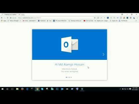 Hotmail and Outlook Account Create Outlook and Hotmail Account - create outlook account