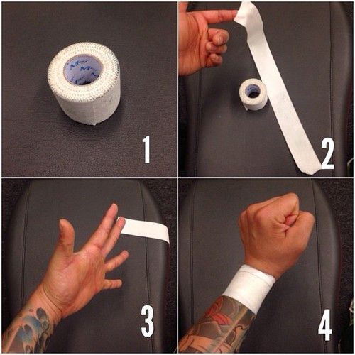 Taping Wrists Athletic Training Sports Medicine Strength And Conditioning Coach Sports Tape
