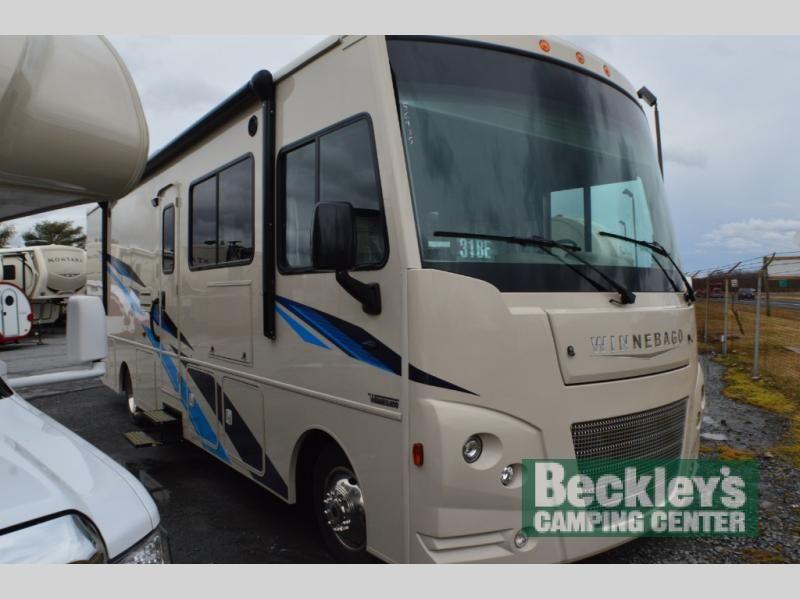 New 2018 Winnebago Vista 31be Motor Home Class A At Beckleys Rvs