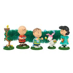 Peanuts Egg Hunt Set Of 6 - 4038922 $60.00