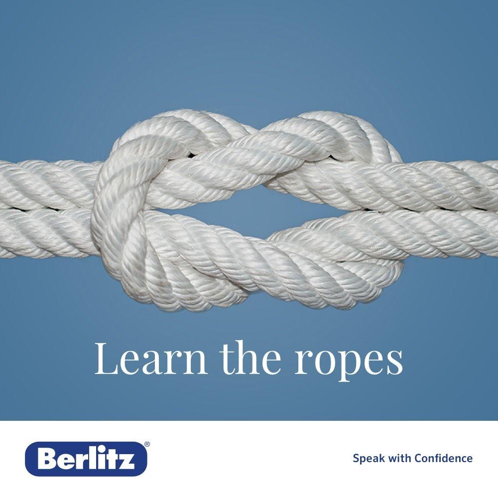 """Frase idiomatica basata sullo sport (sailing), che in italiano, a livello figurato, vuol dire """"imparare le basi"""". #Sayingoftheday"""