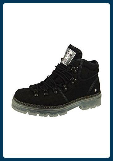 Art Schuhe Damen Stiefel Boot Alpine 20 Black Schwarz - 0808, Groesse:38 EU / 5 UK / 7 US - Stiefel für frauen (*Partner-Link)