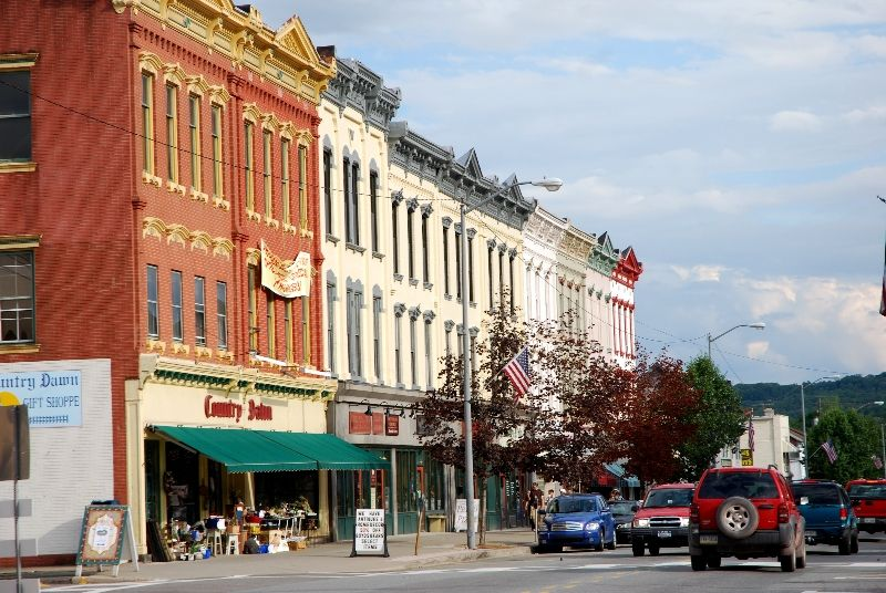 Honesdale, PA - Home of the original Stegners' Bakery (With images) Favorite places, Places to