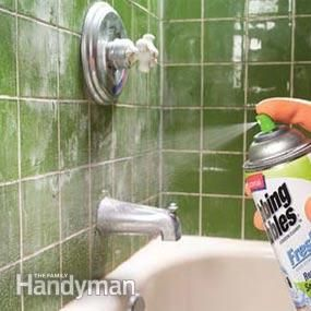 How To Remove Hard Water Stains Hard Water Stains Water And Hard - Bathroom tiles stain remover