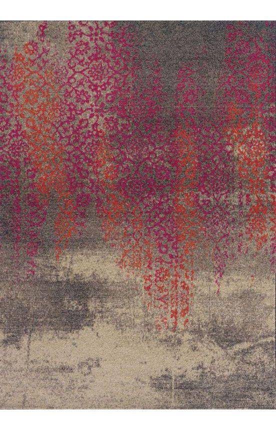 oriental weavers kaleidoscope 504 pink rug rugs usa pre black friday sale up to 75 off area. Black Bedroom Furniture Sets. Home Design Ideas