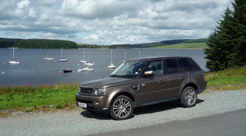 Quality Range Rover Sport 3.0D TDV6 engine supplied and