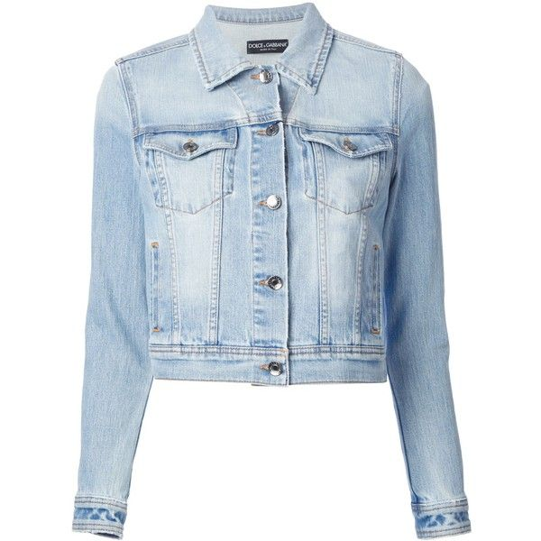 dolce gabbana junior jeans jacke