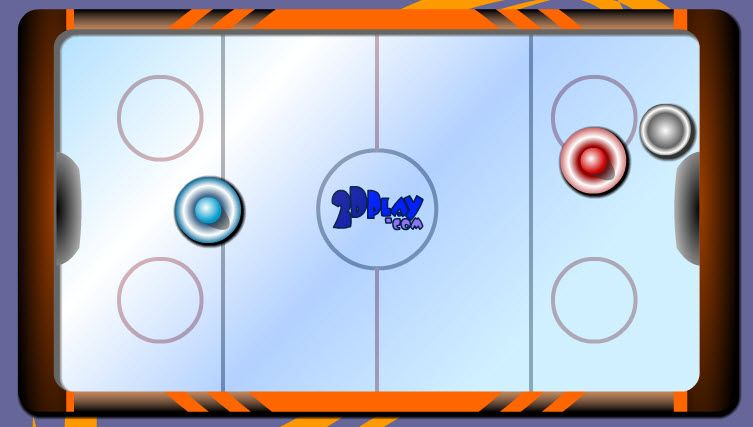 Play 2d Air Hockey And More Unblocked Games At School Or Work For