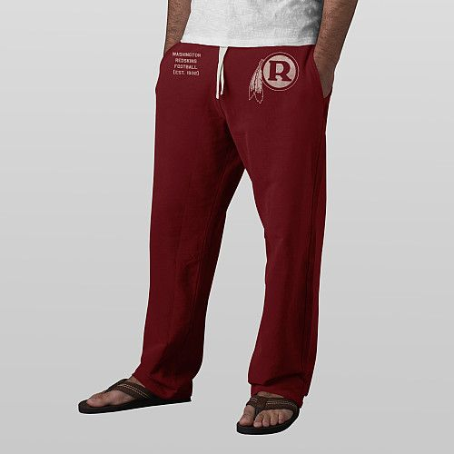 e8100fe0 UMMM awesome sweatpants! '47 Brand Washington Redskins Varsity ...