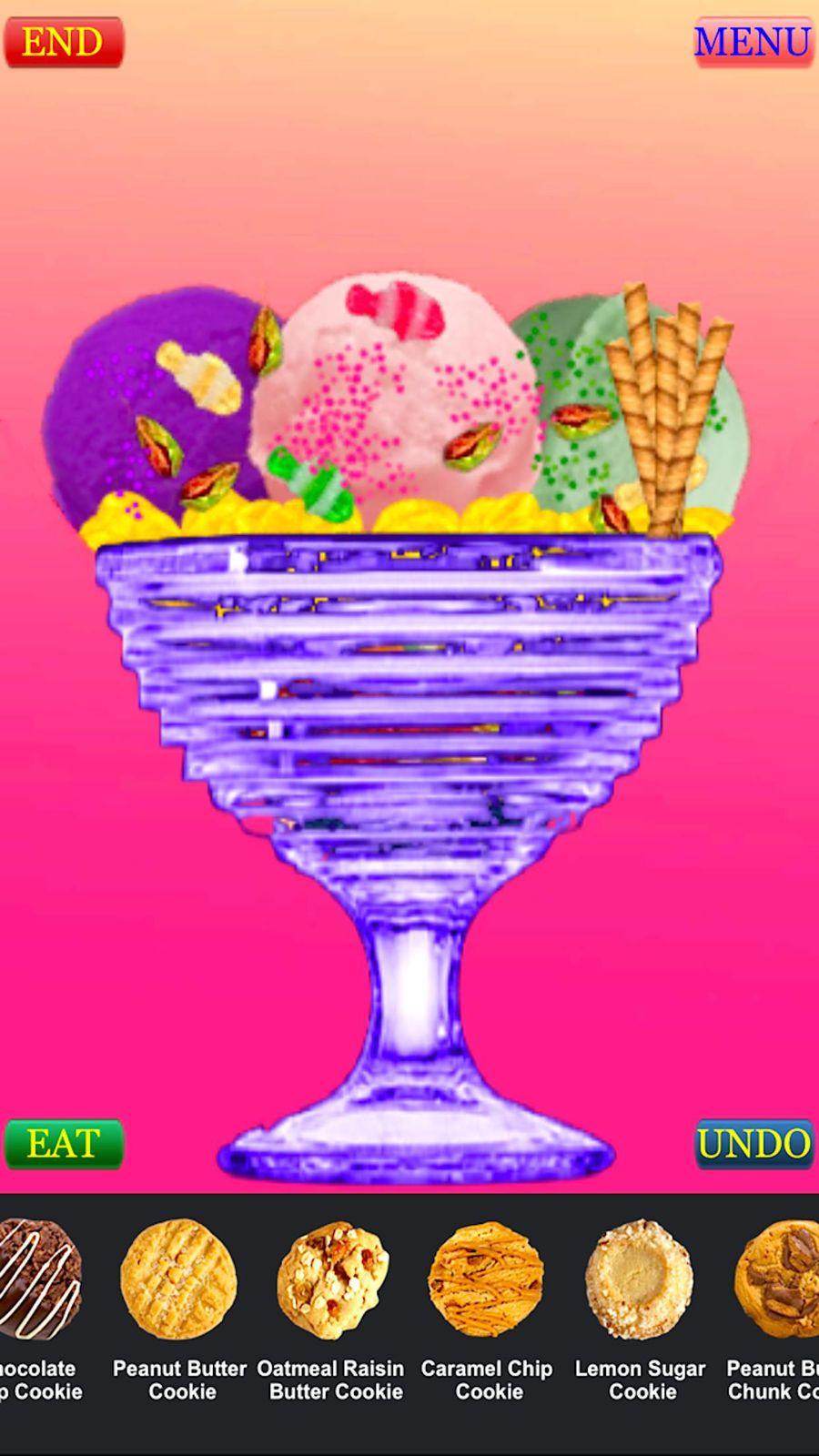 Ice Cream! MusicEntertainmentappsios Ice cream