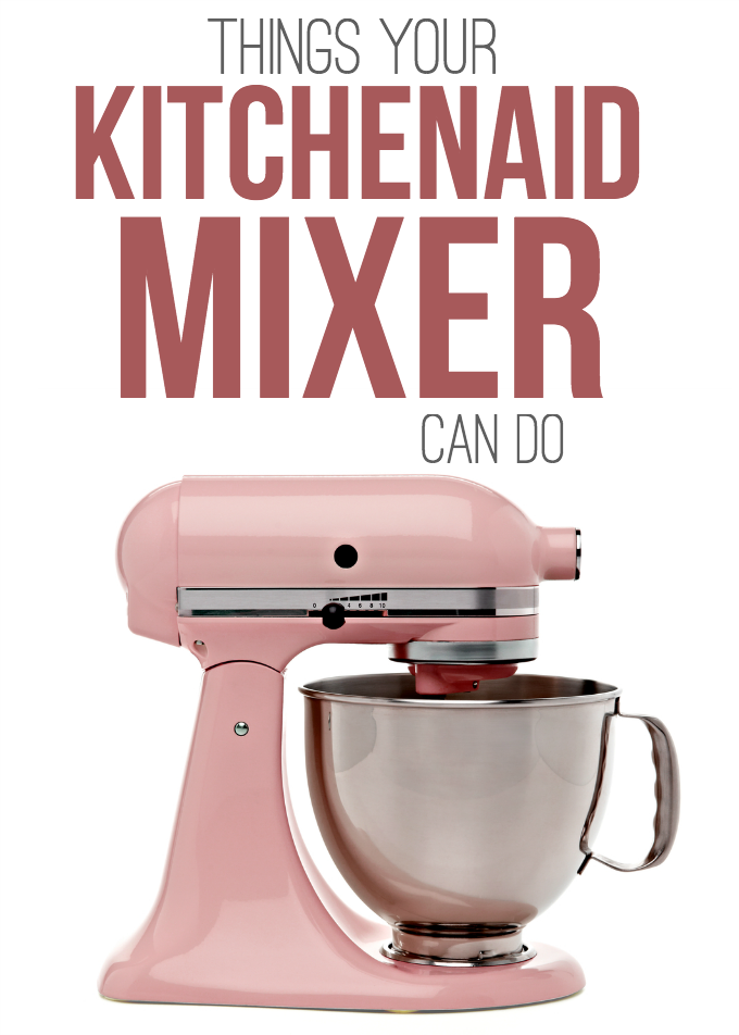 Things Your KitchenAid Mixer Can Do | Kitchen Aid Cooking Ideas (ice on fall ice, champagne ice, whirlpool refrigerator ice, coffee ice,