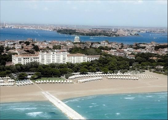 Hotel Des Bains Setting Of Thomas Mann S Novel In Venice We Lido Beachhotel