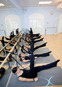 What to Expect in a Barre Workout Class | SparkPeople