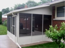 screened enclosures wall attached screen room comparison page rh pinterest com Screen Ideas Patio with Pool Miami Patio Screen Ideas