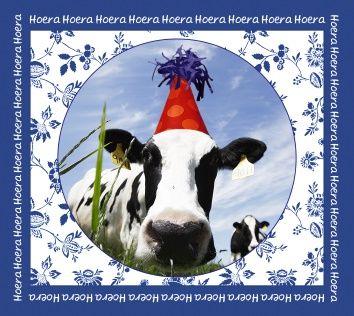 verjaardag vrouw koeien