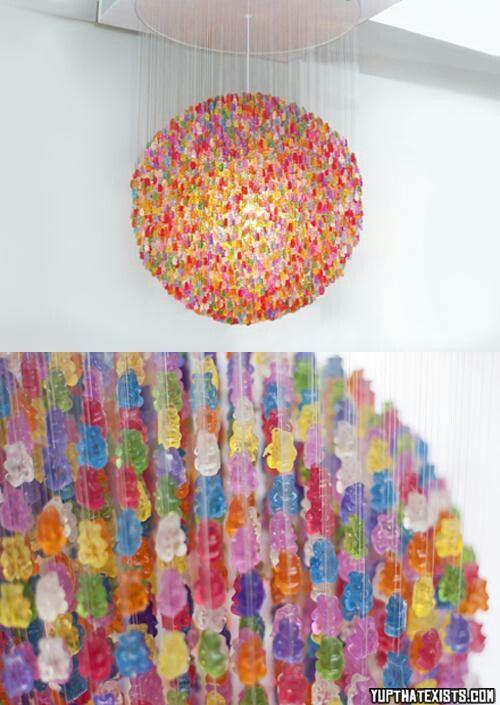 Gummy best chandelier