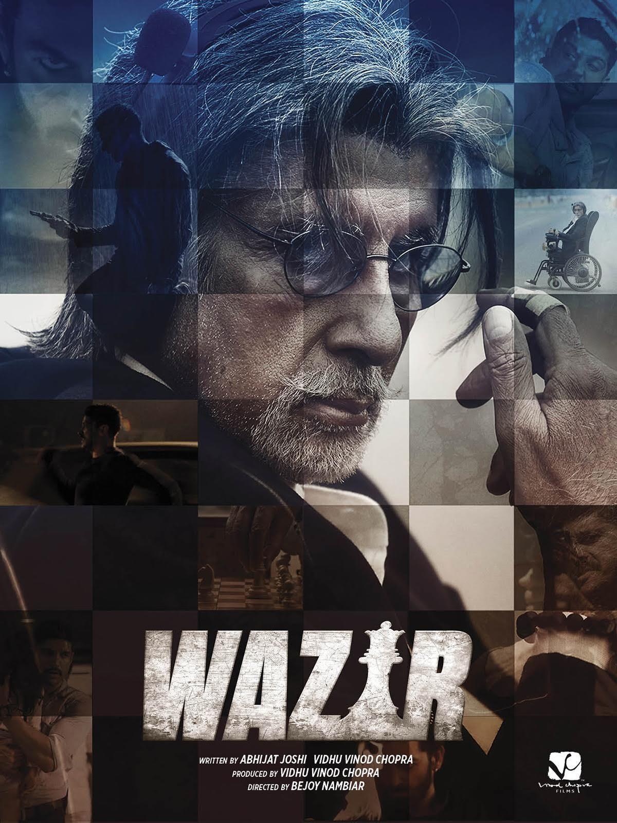 WAZIR (2016) con FARHAN AKTAR + Jukebox + Sub. Español + Online Fdc516e30ea86ae5580eee47c832b928