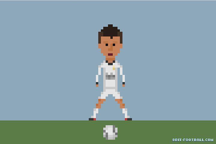Beautiful Games Digital Football Drawings By Matheus