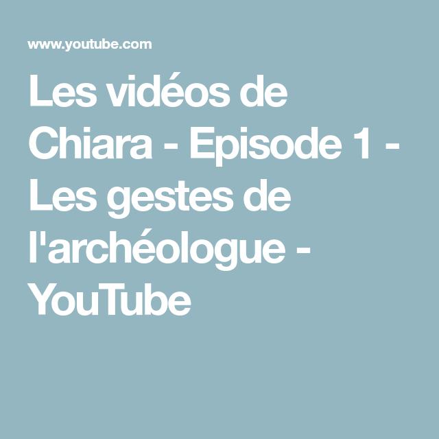 rencontres catastrophes YouTube