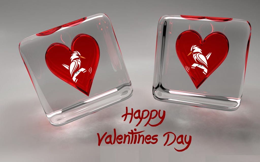 If you have only one #smile in you gives it to the people you love. #BirdsBeep Wishes Happy #Valentine's #Day To All.