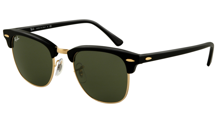 Ray-Ban Sunglasses Collection - RB3016 - CLUBMASTER   Ray Ban® Official Site  - International 3741c73e8e54