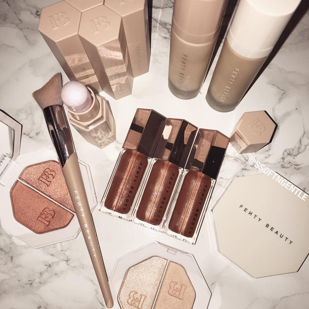 IG fentybeauty_cosmetics Collection de maquillage